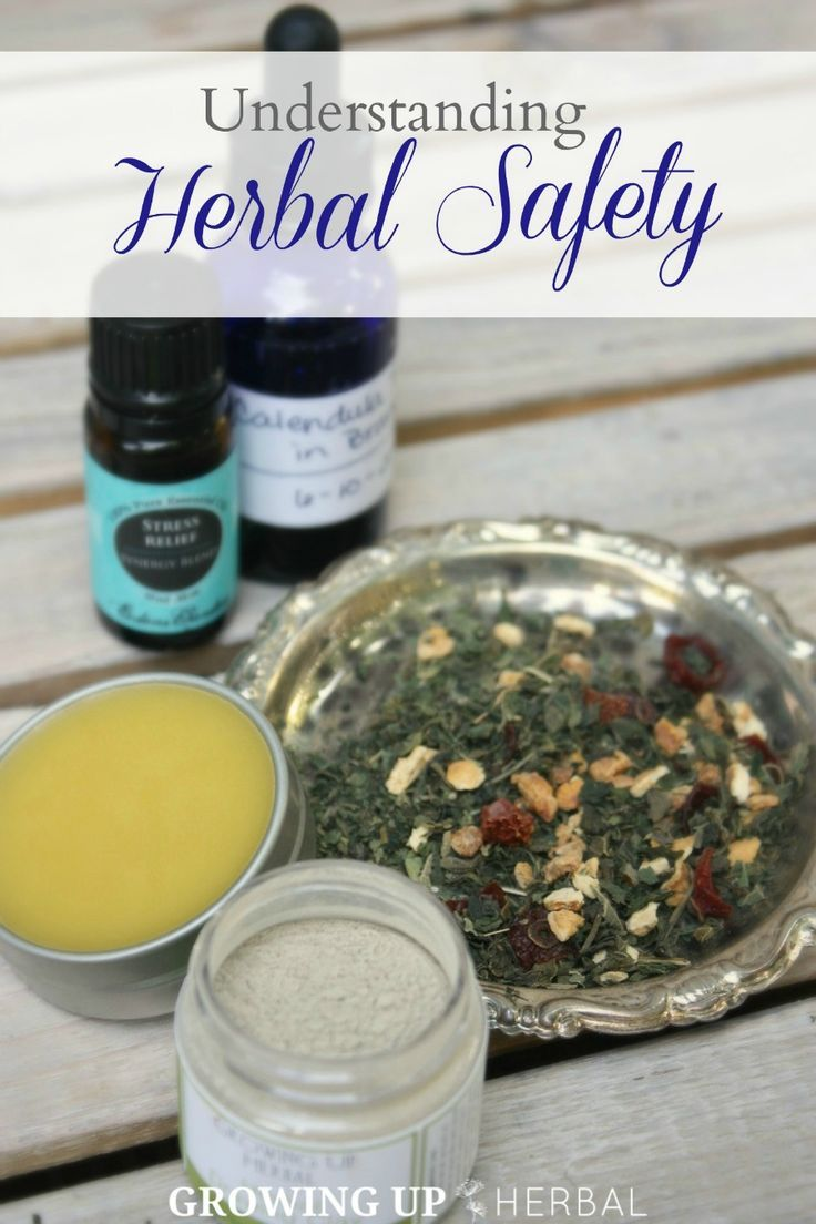 Understanding Herbal Safety | http://GrowingUpHerbal.com | Curious about the safety of using herbs for your family? Here are some answers.