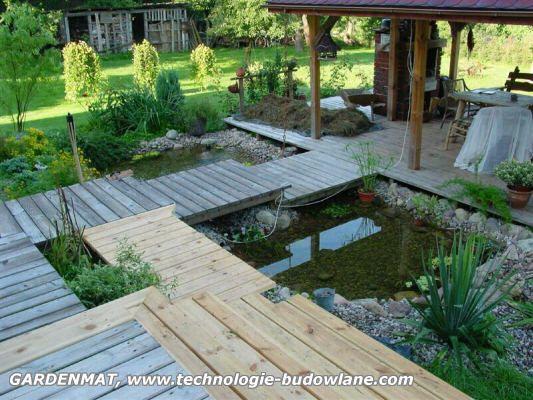 BUDOWA OCZKA WODNEGO :. budowa, izolacja i technologia wykonania oczka wodnego :. izolacje bentonitowe oczka wodnego