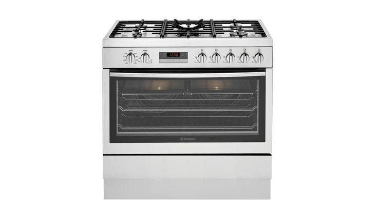 Westinghouse 90cm Dual Fuel Freestanding Cooker