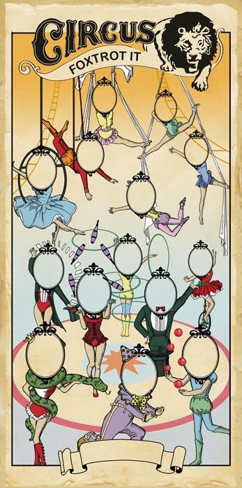 Crazy Circus World..