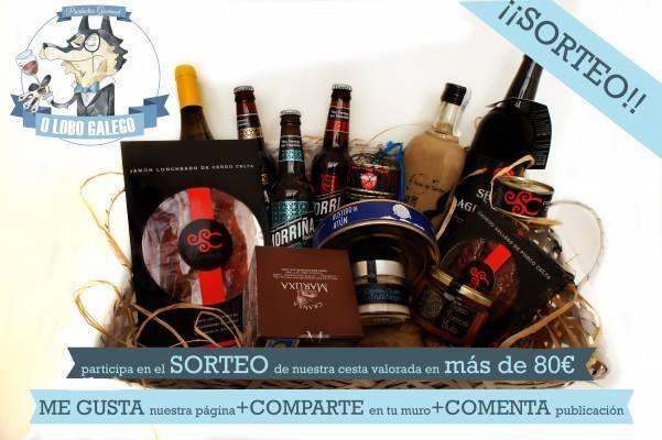 Sorteo de una cesta de Navidad de productos gallegos #sorteo #concurso http://sorteosconcursos.es/2015/12/sorteo-de-una-cesta-de-navidad-de-productos-gallegos/