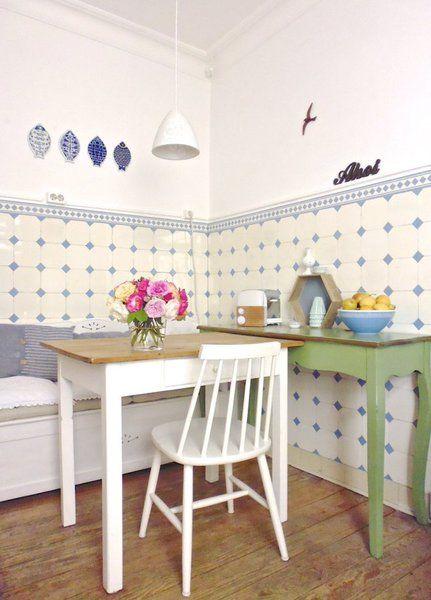 7 best Küche images on Pinterest Kitchen, Kitchen ideas and - küchentisch mit ablage