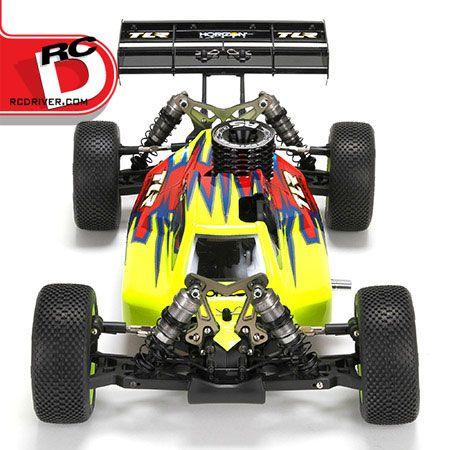 Team Losi Racing 8ight 4.0 Nitro Buggy Race Kit