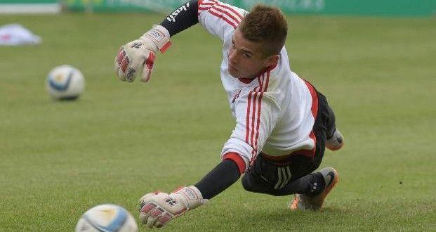Unsain volvió a entrenar con normalidad y ya piensa en defender el arco de Newell's – Panorama Rosario