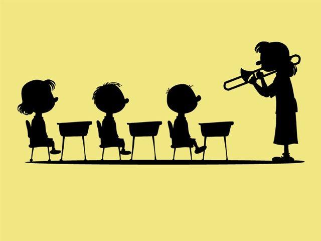 Charlie Brown's Teacher