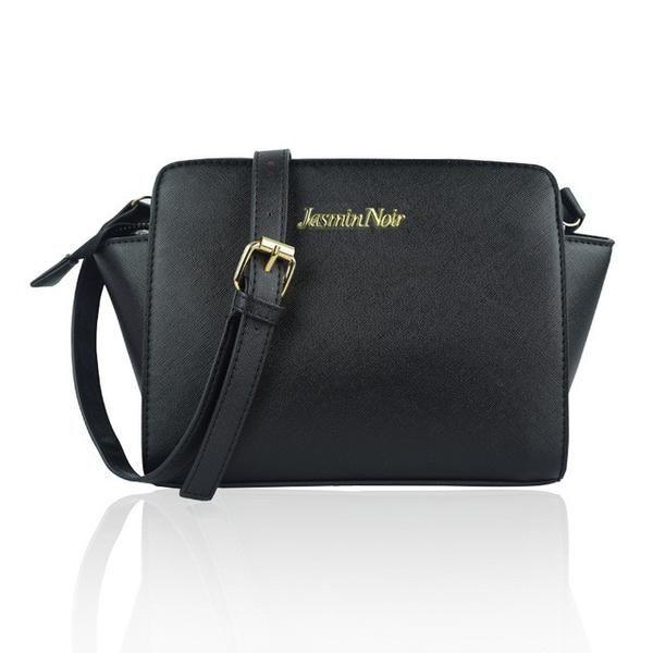 Brand Name: JASMIN NOIRShape: TrapezeMain Material: PUHandbags Type: Messenger BagsLining Material: PolyesterNumber of Handles/Straps: SingleDecoration: NoneSty