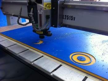 Industrial Plastic Solutions provides tailor-made cnc routing services to the industries and individuals. Our professionals utilize high-end CNC routing machines and 3D software to create custom design or cut the PVC or nylon sheet in a perfect manner. You can hire our services at market leading charges.