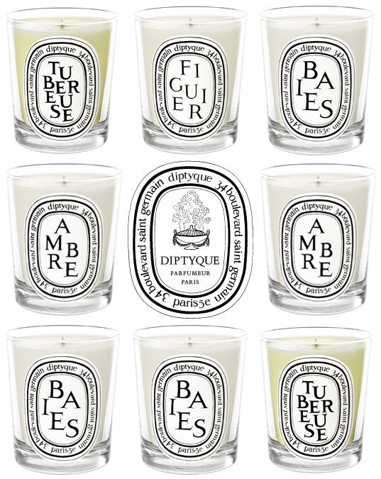 94 best candles images on pinterest candle candle for Where to buy diptyque candles