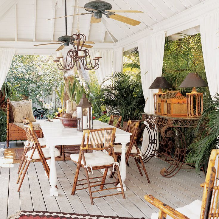 Old World Style - Key West Style Interiors and Homes - Coastal Living