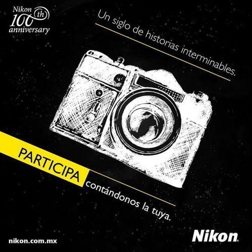 Tú también eres parte de la celebración! Participa en el concurso 100 Años Contando Historias compártenos cómo vives tu pasión por la foto y sé parte de nuestra galería en #NikonFotoFest Entérate cómo en el link de nuestra biografía ;) Tienes hasta el 25 de agosto. via Nikon on Instagram - #photographer #photography #photo #instapic #instagram #photofreak #photolover #nikon #canon #leica #hasselblad #polaroid #shutterbug #camera #dslr #visualarts #inspiration #artistic #creative #creativity