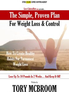 Free Low Calorie Diet Plan