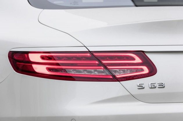 2014 Mercedes Benz S63 AMG Coupe