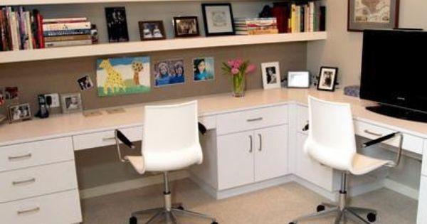 3594 Best Home Office Ideas Images On Pinterest Home Office Desk