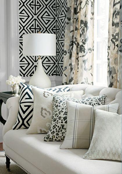 Home-Styling   Ana Antunes: New Wallpaper Collection - Thibaut * A Nova Colecção da Thibaut