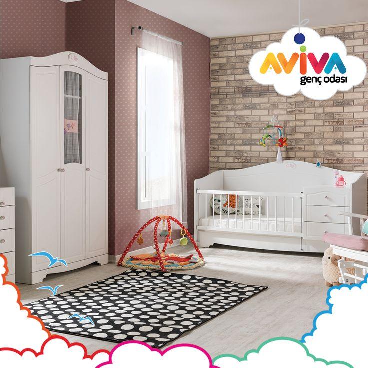 Baby Girl #avivamobilya #avivagencodasi #bebekodasi #cocukodasi #gencodasi #youngroom #kidsroom #babyroom #mobilya #furniture #karyola #yatak #bed #gardrop #wardrobe  #beşik #calismamasasi #masa #table #kitaplık #dekorasyon #decoration #bebek #cocuk #genc #baby #kid #young #genç #sandalye #chair #koltuk #armchair  #dekor #decor #dekorasyon #decoration #evdekorasyonu #homedecoration