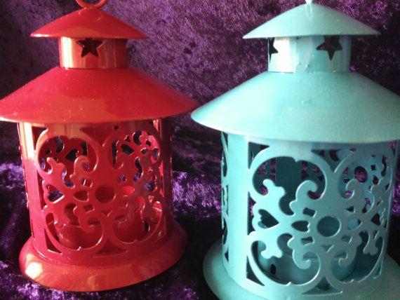 Pagoda Style Mini Lanterns Table Decoration Wedding Reception Centerpiece Favor