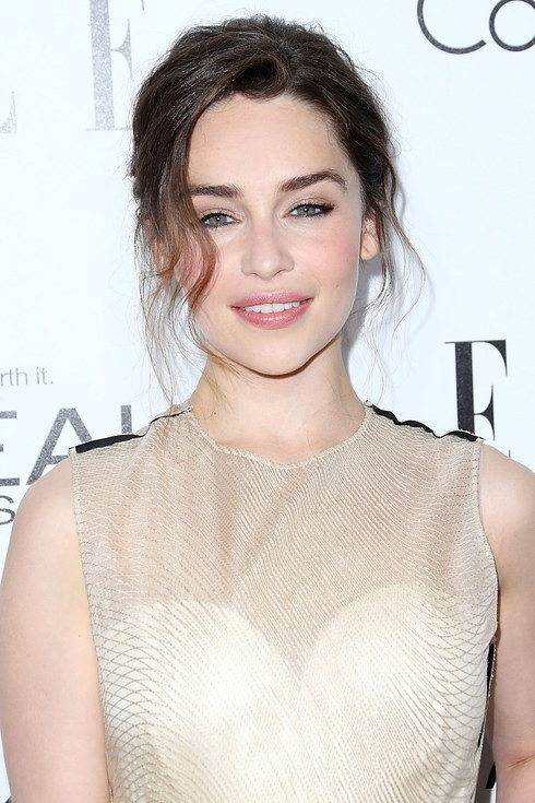 Emilia Clarke | 29 Celebrities Who Have Definitely Been Slathering On The Sunscreen
