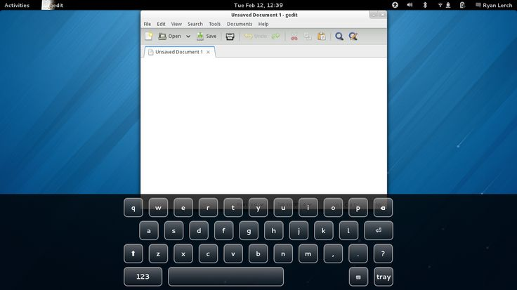 Disable Onscreen Keyboard