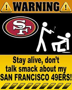 San Francisco 49ers Funny | eBay