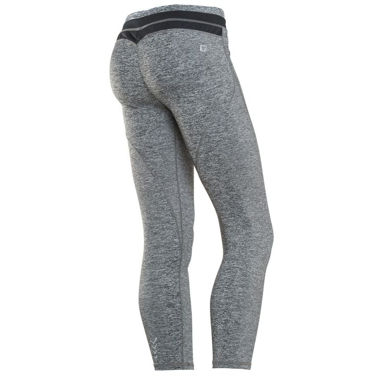 FREDDY SPORT ANKLE LENGTH PANTS - HEATHER