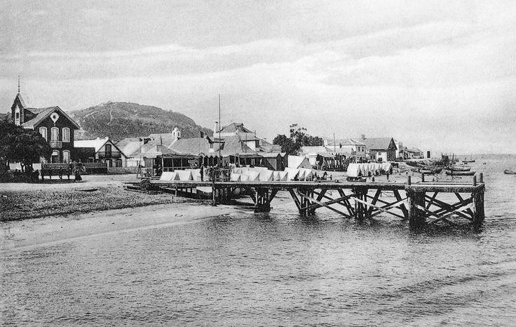 Trafaria em 1913