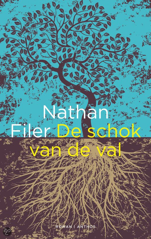 De schok van de val - Nathan Filer - Boekenweek 2015 - #Waanzin in de literatuur