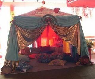 Where gypsies dream…