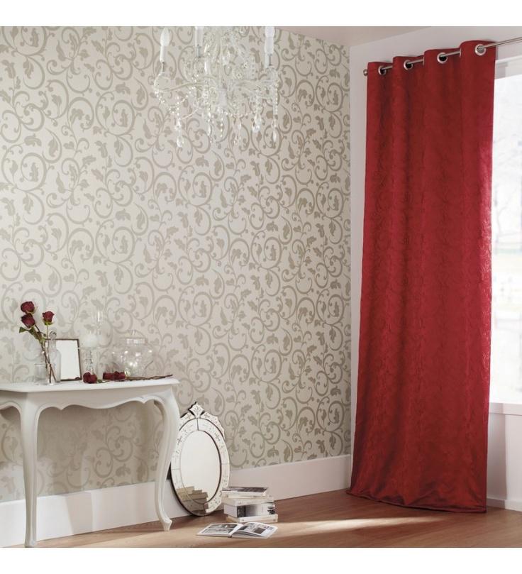 papel pintado casadeco villandry papeles para paredes clsicos y rematados con damascos
