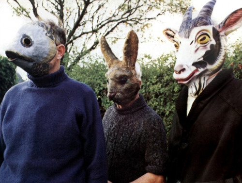 Pin by Krista Little-Pyette on Paganism   Animal masks ...