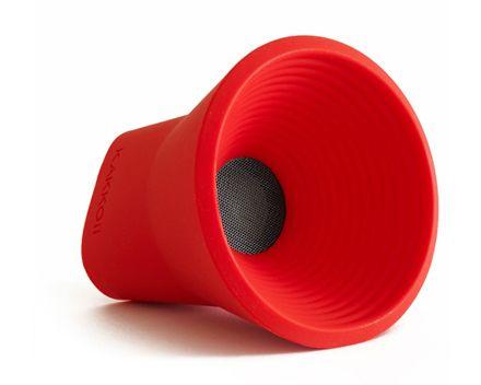 Wow Bluetooth Speaker Red