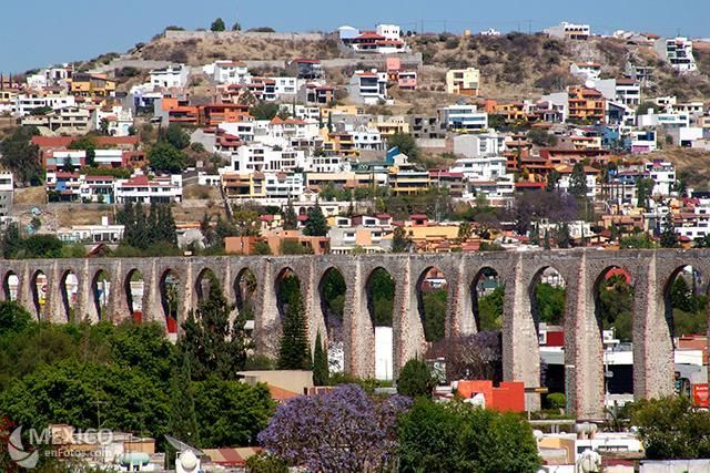 Queretaro Mexico. This is where I did my study abroad in college. Definitely need to go back someday.