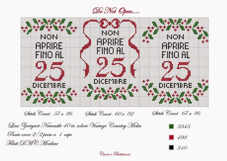 """Cuore e Batticuore: A Christmas Present........Free """"Do Not Open..."""""""
