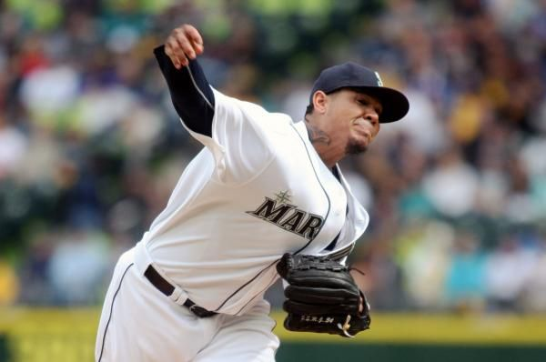 That was vintage Felix Hernandez. The Seattle ace, who was sidelined for nearly two months this season with shoulder problems, pitched six…