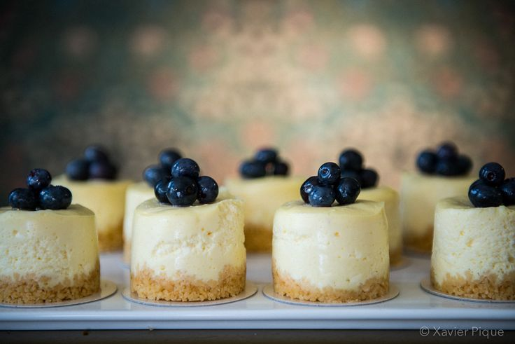 Lovely homemade cheesecakes