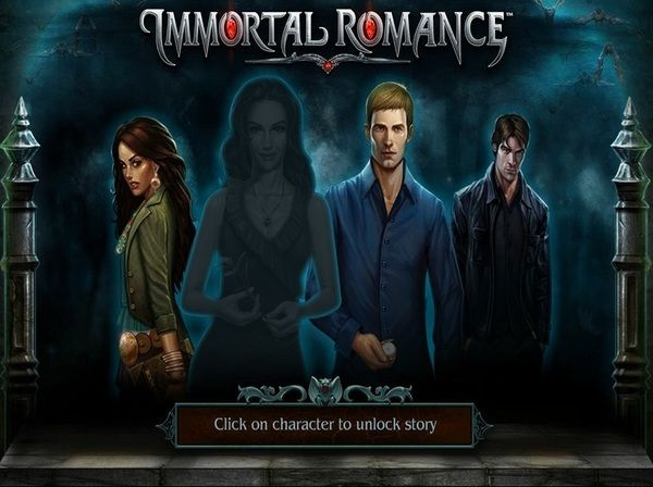IMMORTAL ROMANCE Play this game at Golden Tiger Casino. ​New players to get $1500 free and one hour to keep whatever they win PLUS get up to $250 FREE on their first deposit. They also offer FREE membership to their unbeatable loyalty program,  CasinoRewardsGroup provides a platform for a total of 29 casinos and any loyalty points can be redeemed at the casino of the player's choice.