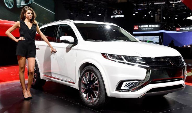 2014 Mitsubishi Outlander PHEV Concept-S 3