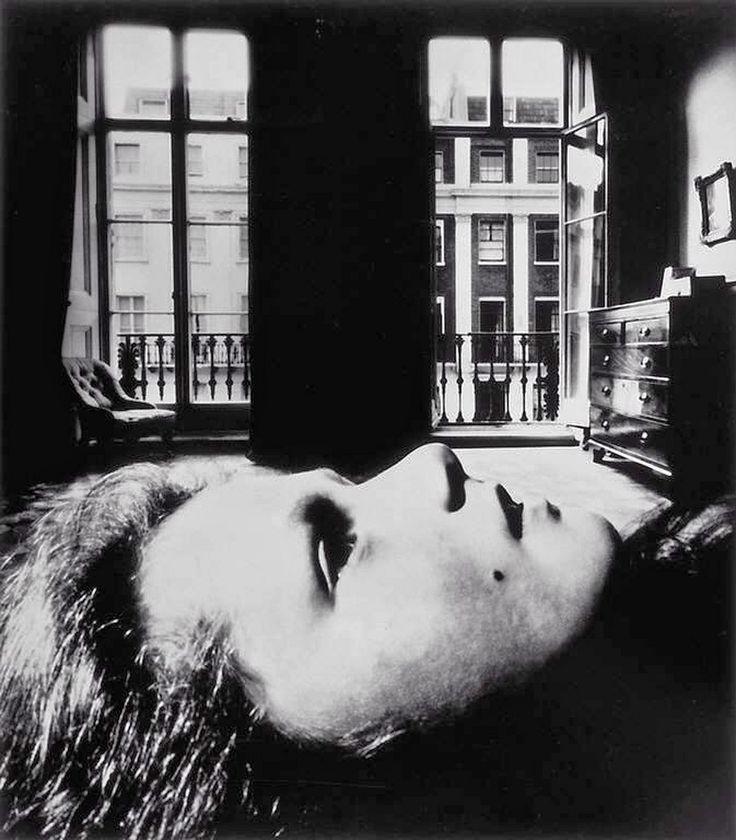 London Child photo by Bill Brandt, 1955