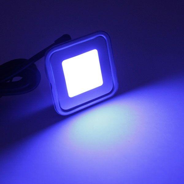 Partager cette page pour obtenir une remise de 3€ Spot LED encastrable RGB carré ultra-plat