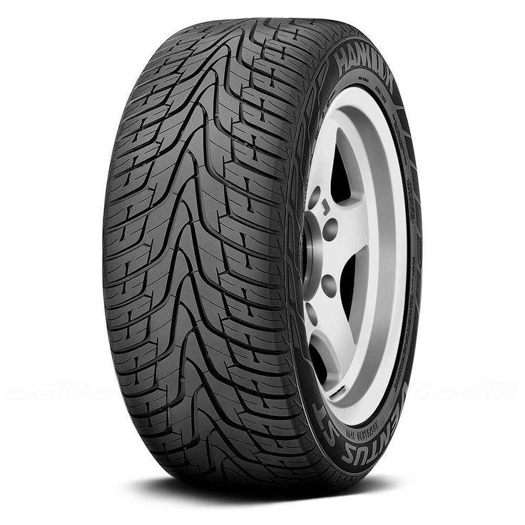 Hankook Ventus ST RH06 Performance Tire - 305/45R22 118V (Black)
