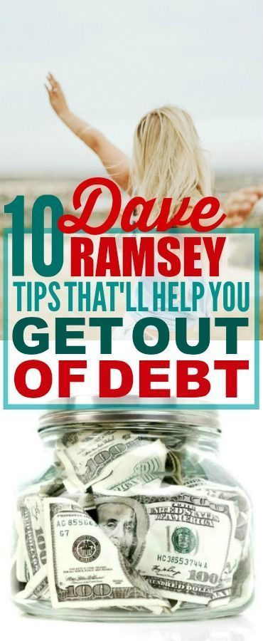 10 Dave Ramsey Tips That\u0027ll Help You Get Out of Debt Smart Finance - dave ramsey zero based budget spreadsheet