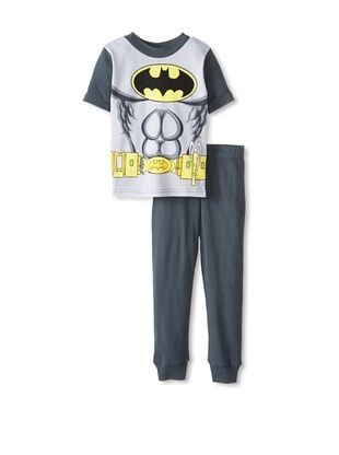 53% OFF Kid's Batman 2-Piece Pajama Set (Black)