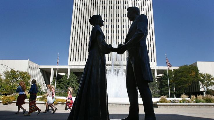 The Mormon church acknowledges in a new essay that founder Joseph Smith had a teenage bride and was married to other men's wives during the faith's early polygamous days, a recognition of an unflattering part of its roots that historians have chronicled for years. The Church of Jesus Christ...