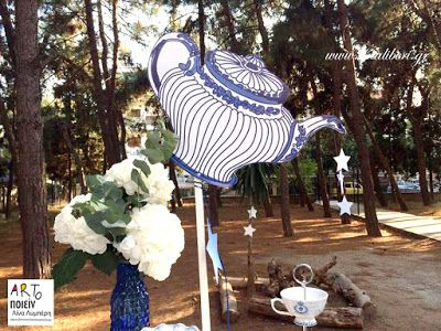 ARTοποιείν: blue porcelain & stars for my boy!