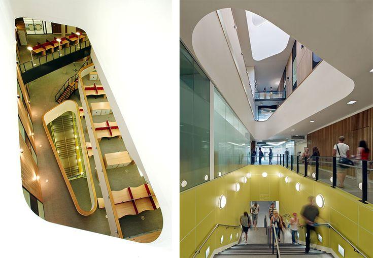 University of Southampton, The Life Sciences Building