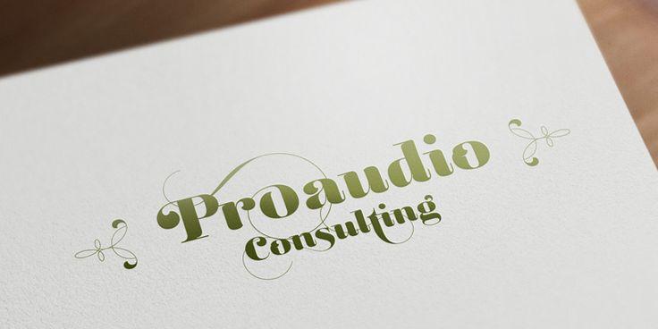 Nuovo Logo per ProaudioConsulting SM