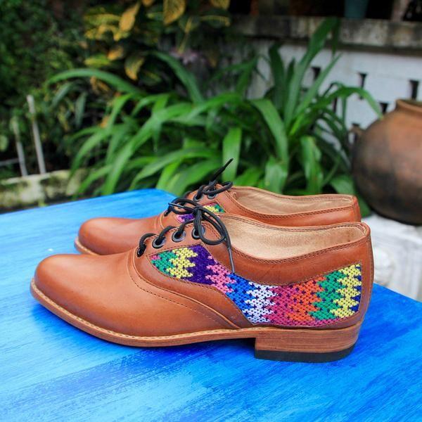 Kakaw Designs Handmade Quetzal Shoes | Kakaw Designs