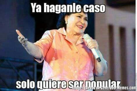27 Memes de Carmen Salinas que te ayudarán a destruir estados de facebook