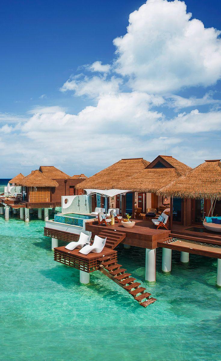 No, this is not Bora Bora. #SandalsResorts