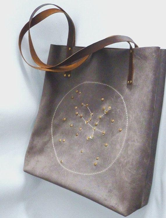 Bag Ladies//Grey Tote Bag//Shoulder Bag//Shopping от AlmazStudio