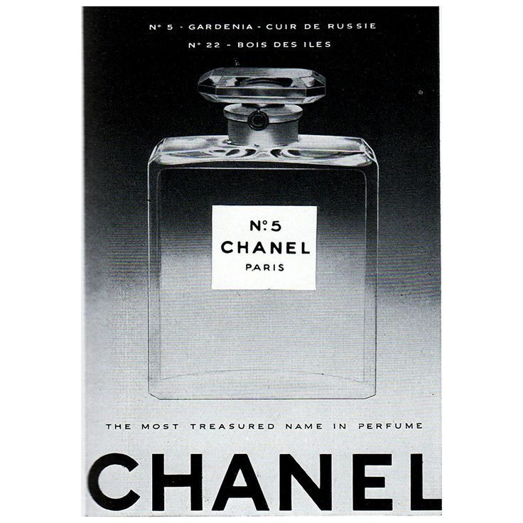 Chanel N.5 Most Treasured | A3 Print by High Fashion Accents on THEHOME.COM.AU